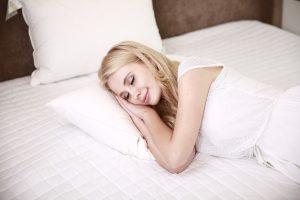 sommeil femme